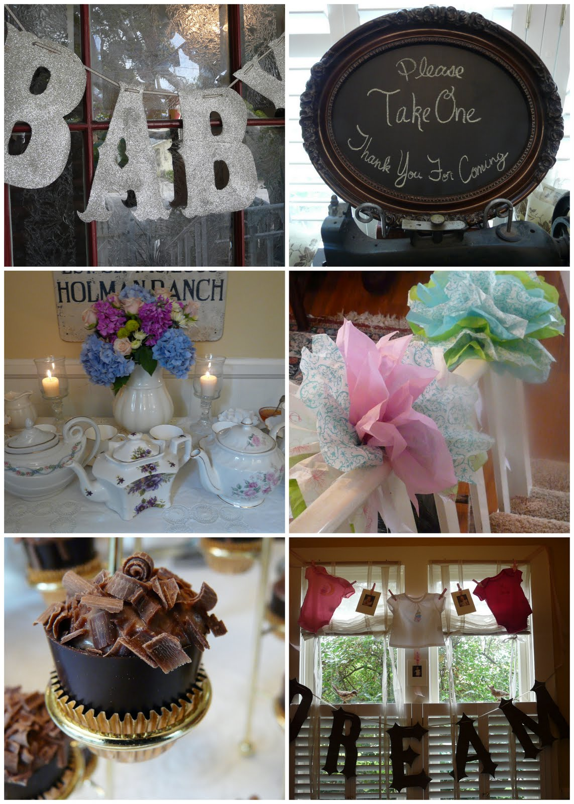 *Jennuine by Rook No. 17*: Tea Time Baby Shower ~ Recipes