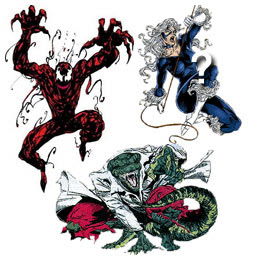 Car Design News: spider man 4 carnage and lizard