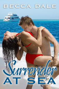 Surrender at Sea by Becca Dale