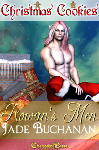 Rowan's Men by Jade Buchanan