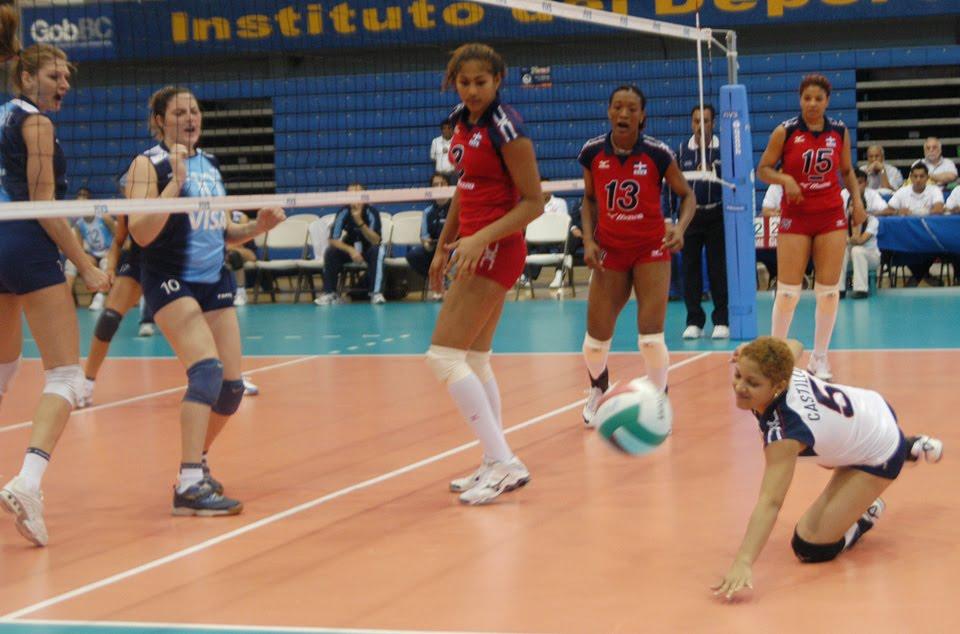 funciones del libero en el voleibol