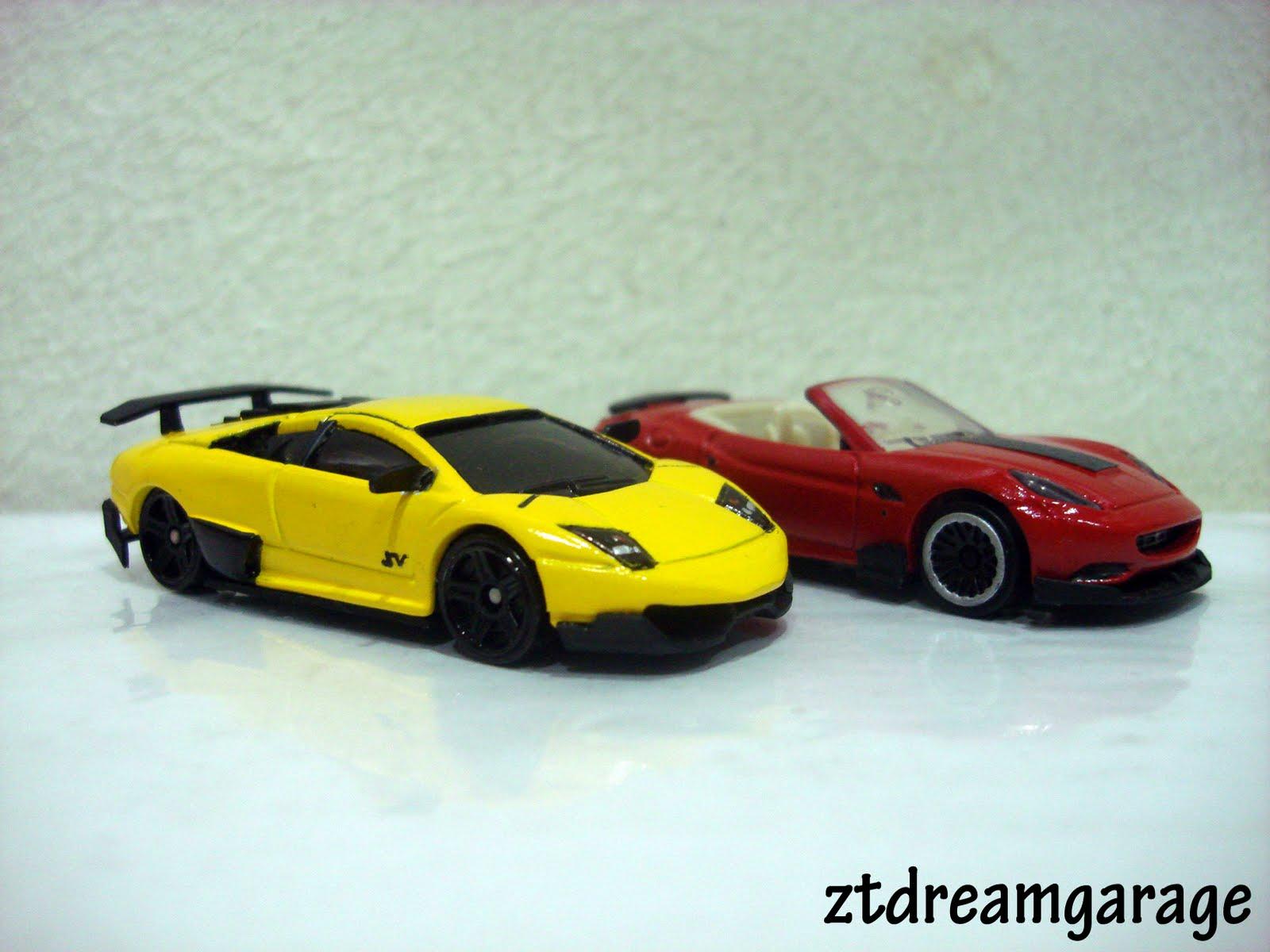 Zt S Dream Garage Hot Wheels Lamborghini Murcielago Lp670