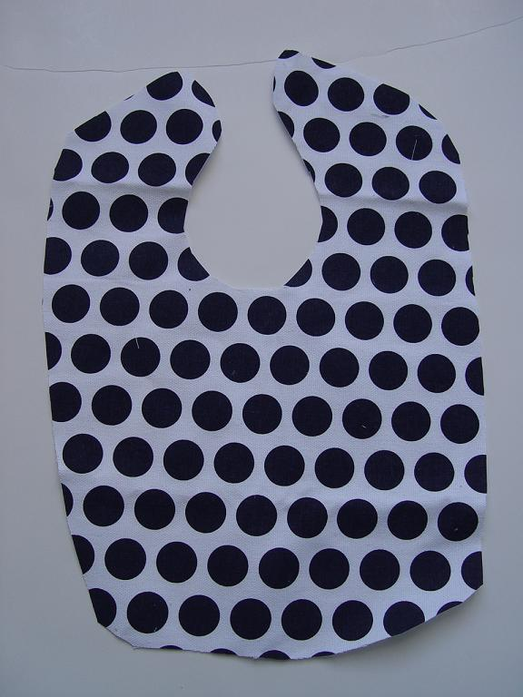 The Sewing Dork Baby Bibs From Scraps