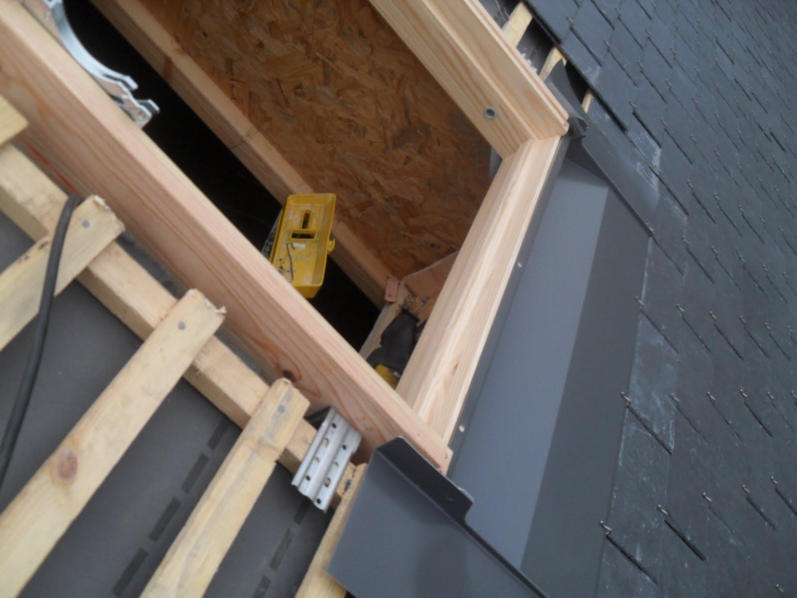 paille aux perques 29 janvier 2011 premier velux solin de chemin e. Black Bedroom Furniture Sets. Home Design Ideas