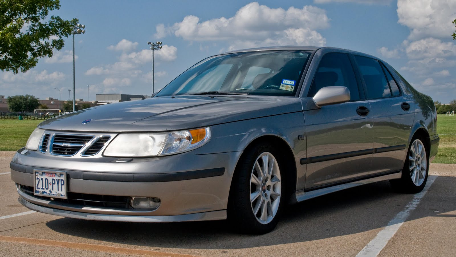 2002 Saab 9 5 Aero Turbo For