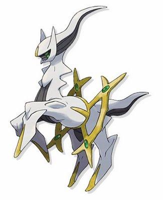 Arceus pokemon image picture
