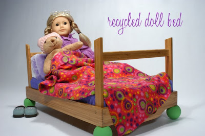 Admirable Cathie Filian Make It Kids Doll Bed Recycled Download Free Architecture Designs Photstoregrimeyleaguecom
