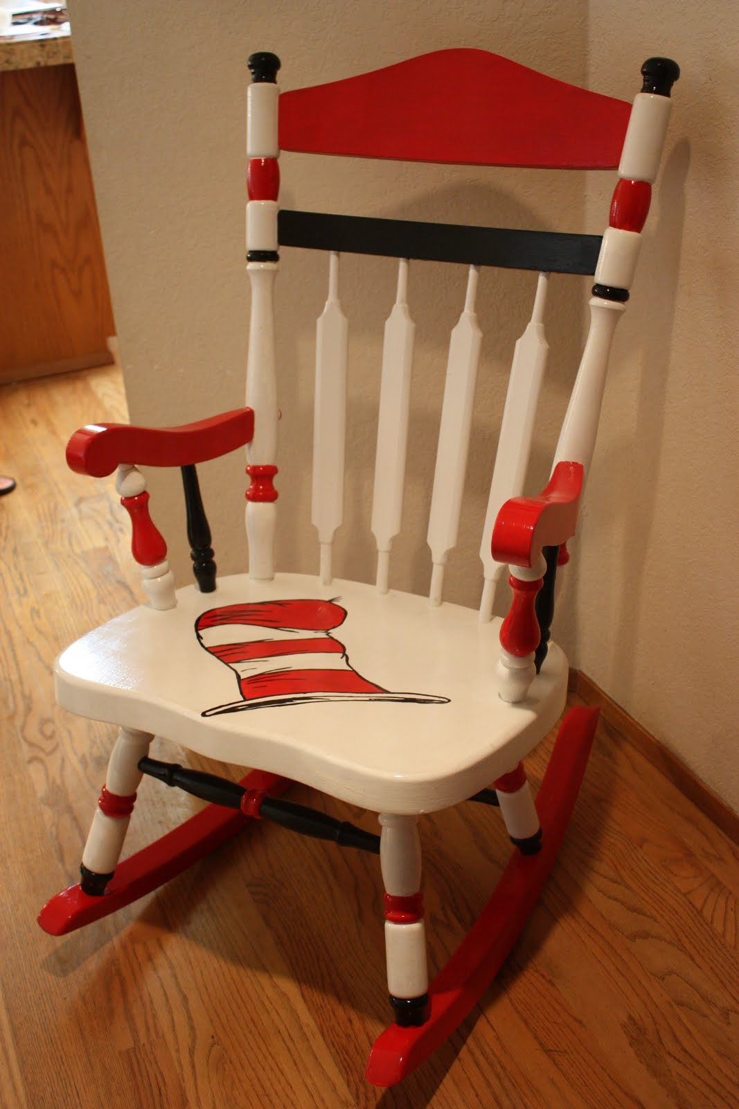 Cute Reading Chairs Dr Seuss Rocking Chair Home Is Where My Story Begins