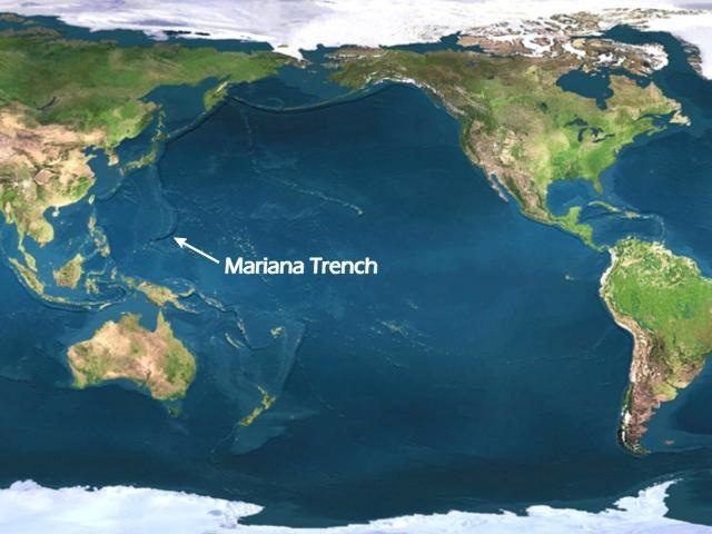 MY FUN PHYSICS WORLD: Mariana Trench