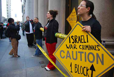 Tony Greenstein's Blog: Israeli Consulate in San Francisco Closed