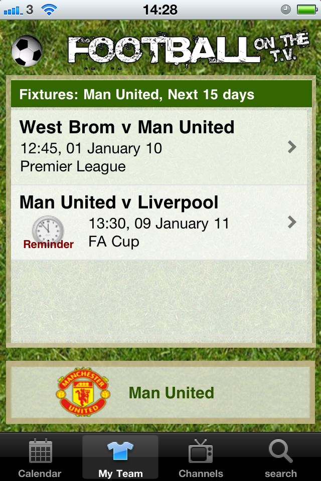Live Football App For Iphone