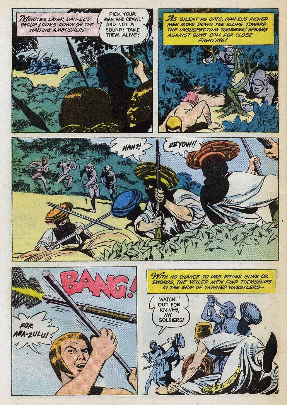 Tarzan (1948) issue 101 - Page 32