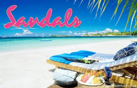 More Quality Inclusions Than any other resorts on the planet. Enjoy all-inclusive luxury vacations at Sandals Caribbean resorts and see for yourself why we offer the most romantic getaways with more quality inclusions than any other luxury beach resort.