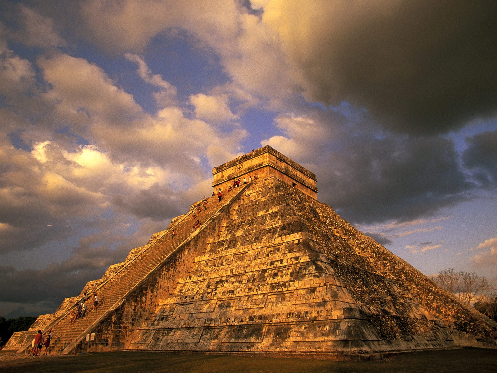 Ancient Civlizations: the Mayans: Architecture