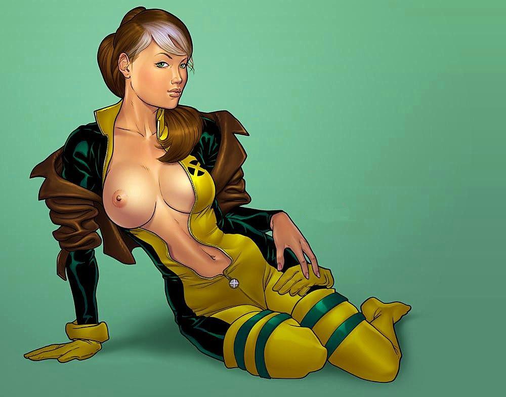 Rogue Nude 25
