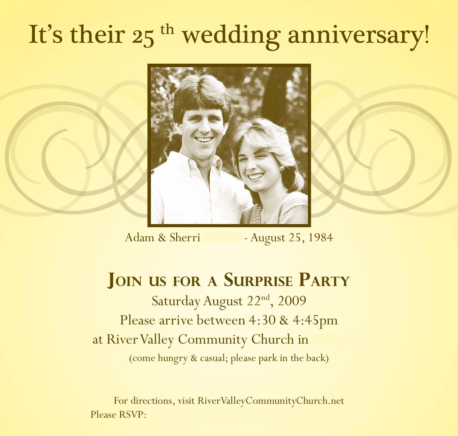 Anniversary Invitation Template anniversary invitations – Wording for 50th Wedding Anniversary Invitations