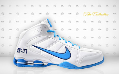 e3a8ad54745b They first spotted the new Nike Shox basketball sneaker