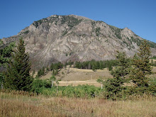 A Mountain in South Central Montana