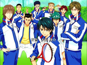 My Favourite Animes The Prince Of Tennis Character analysis of mada : my favourite animes blogger