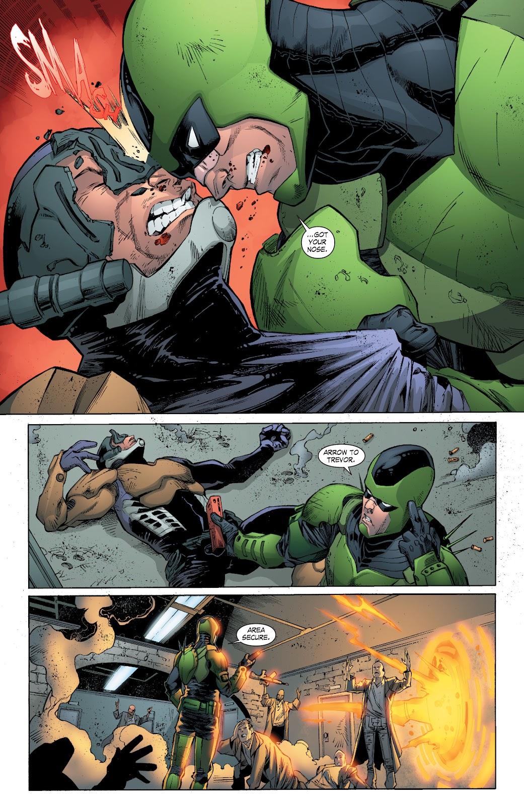 Read online Smallville Season 11 [II] comic -  Issue # TPB 7 - 115