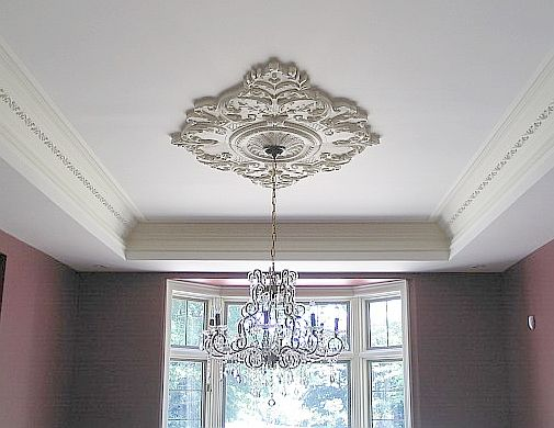 Simply Stoked Ceiling Medallions