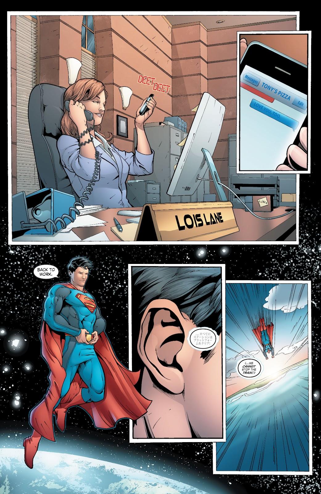 Read online Smallville Season 11 [II] comic -  Issue # TPB 6 - 53