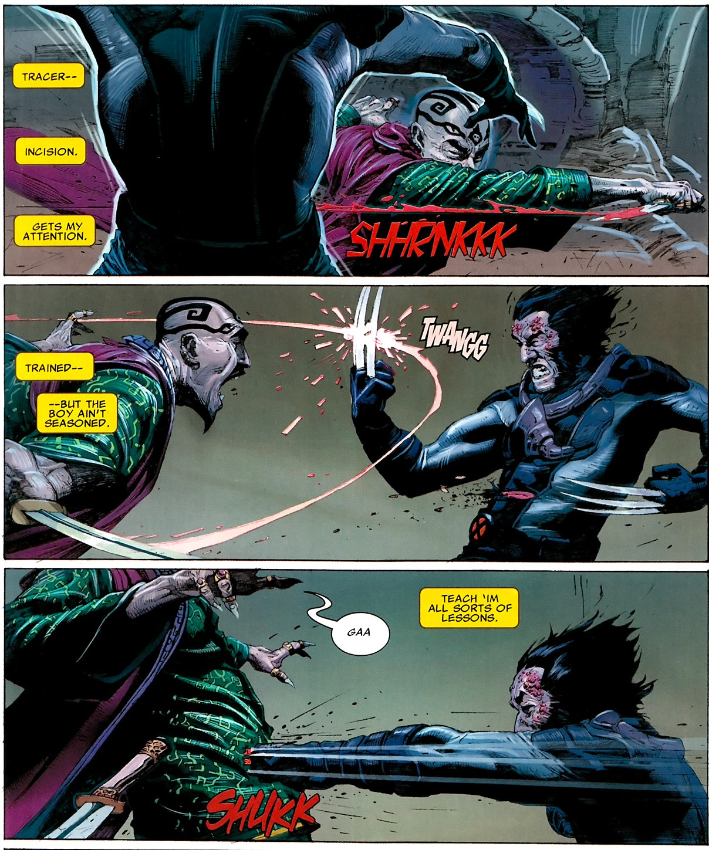 X-men Supreme: Uncanny X-Force #3 - Moonlite Awesome