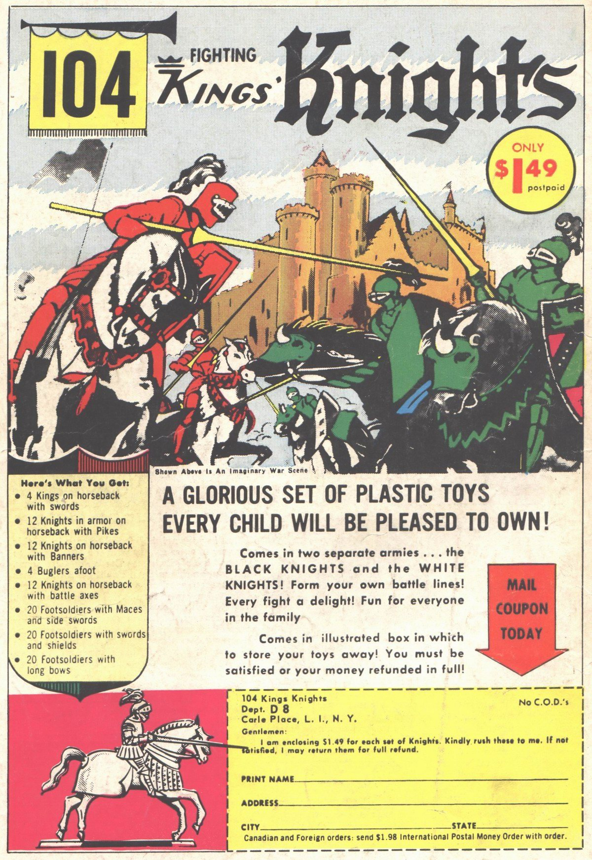 Read online Adventure Comics (1938) comic -  Issue #324 - 36