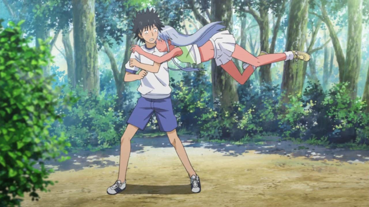 To Aru Majutsu no Index II - 8 - Lost in Anime