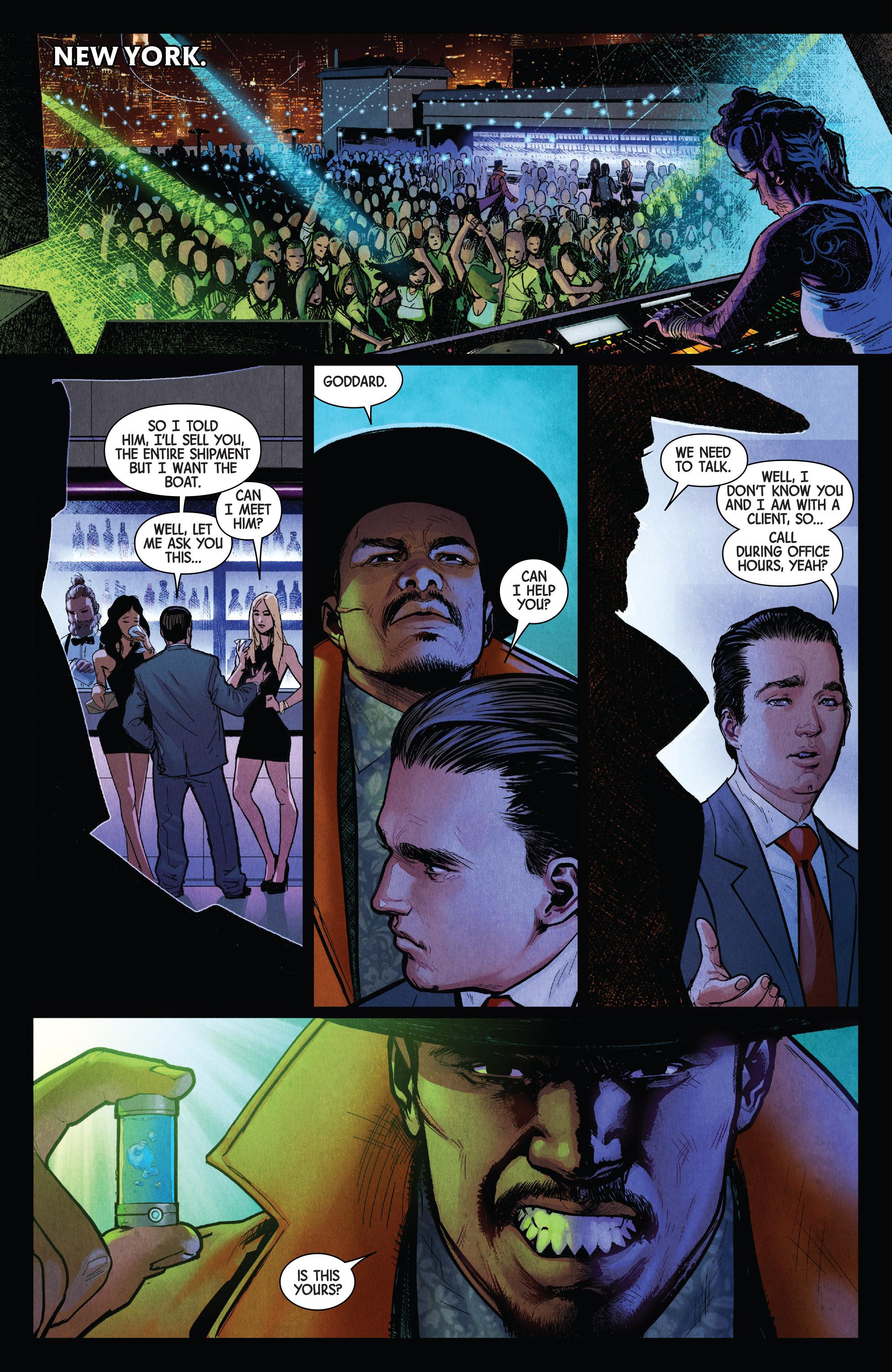 Read online Defenders (2017) comic -  Issue #1 - 2