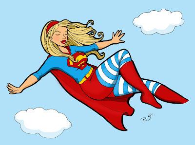 Supergirl: los mejores dibujos de la personaje de DC (Video)
