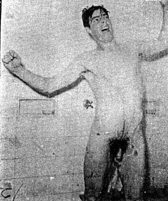Joe Dimaggio Naked 23