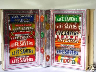 Lifesavers Gummies Sweet Game Book, 7oz Candy Book. by Life Savers. $ $ 6 99 ($/Ounce) FREE Shipping on eligible orders. More options available: $ Other Sellers: out of 5 stars 3. Product Features Lifesavers Game Book filled with assorted gummy Lifesavers.