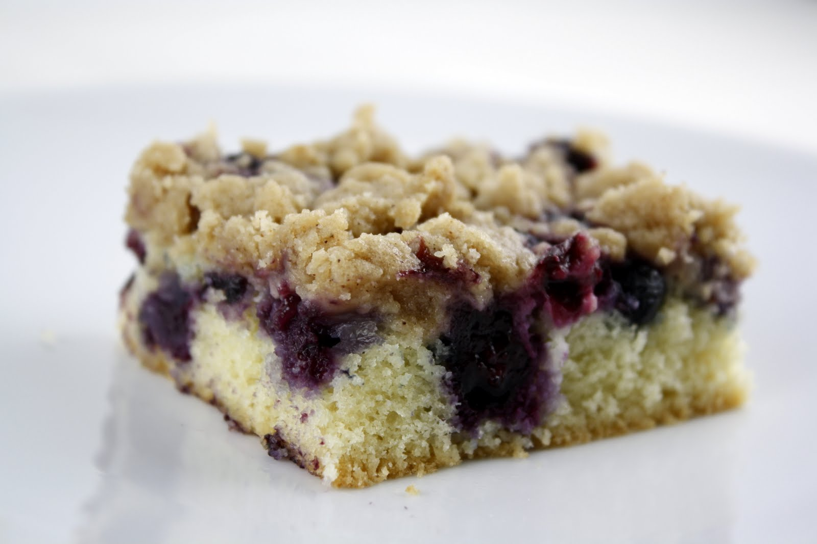How To Make A Blueberry Crumb Cake