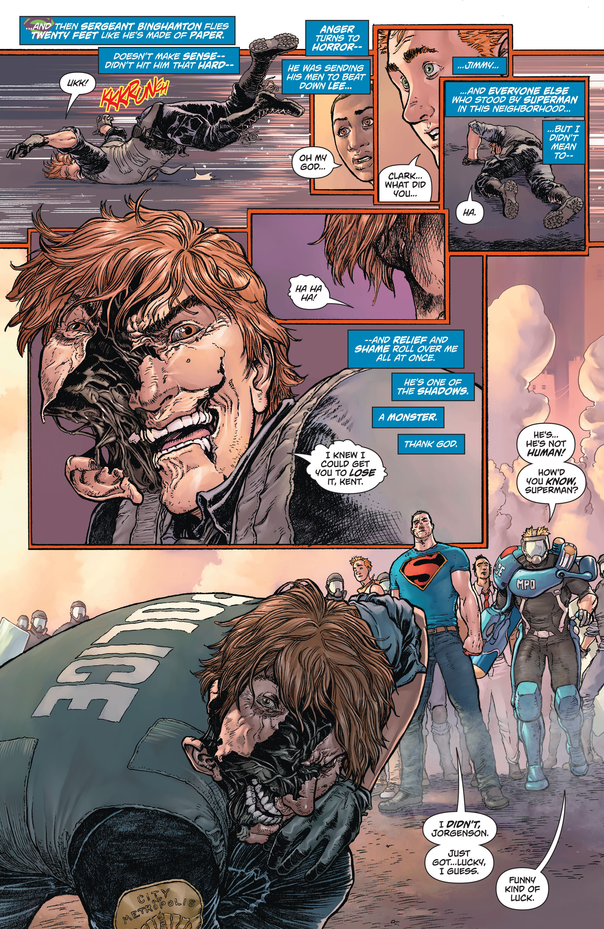 Read online Action Comics (2011) comic -  Issue #43 - 5