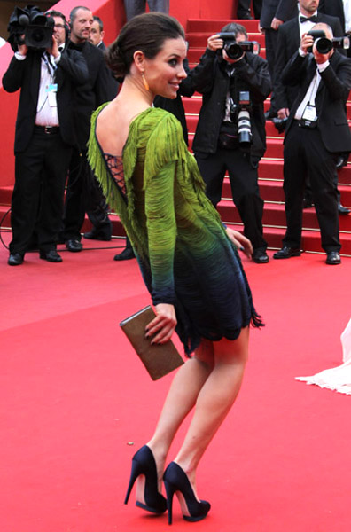 aaayin: Cannes Watch: Evangeline Lilly