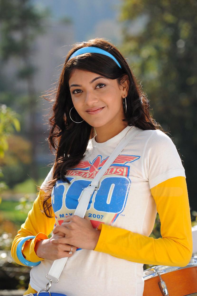 Telugufilmmall Kajal Agarwal Cute Darling Stills-8835