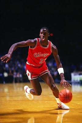 291047639932 1984-85 game worn rookie jersey
