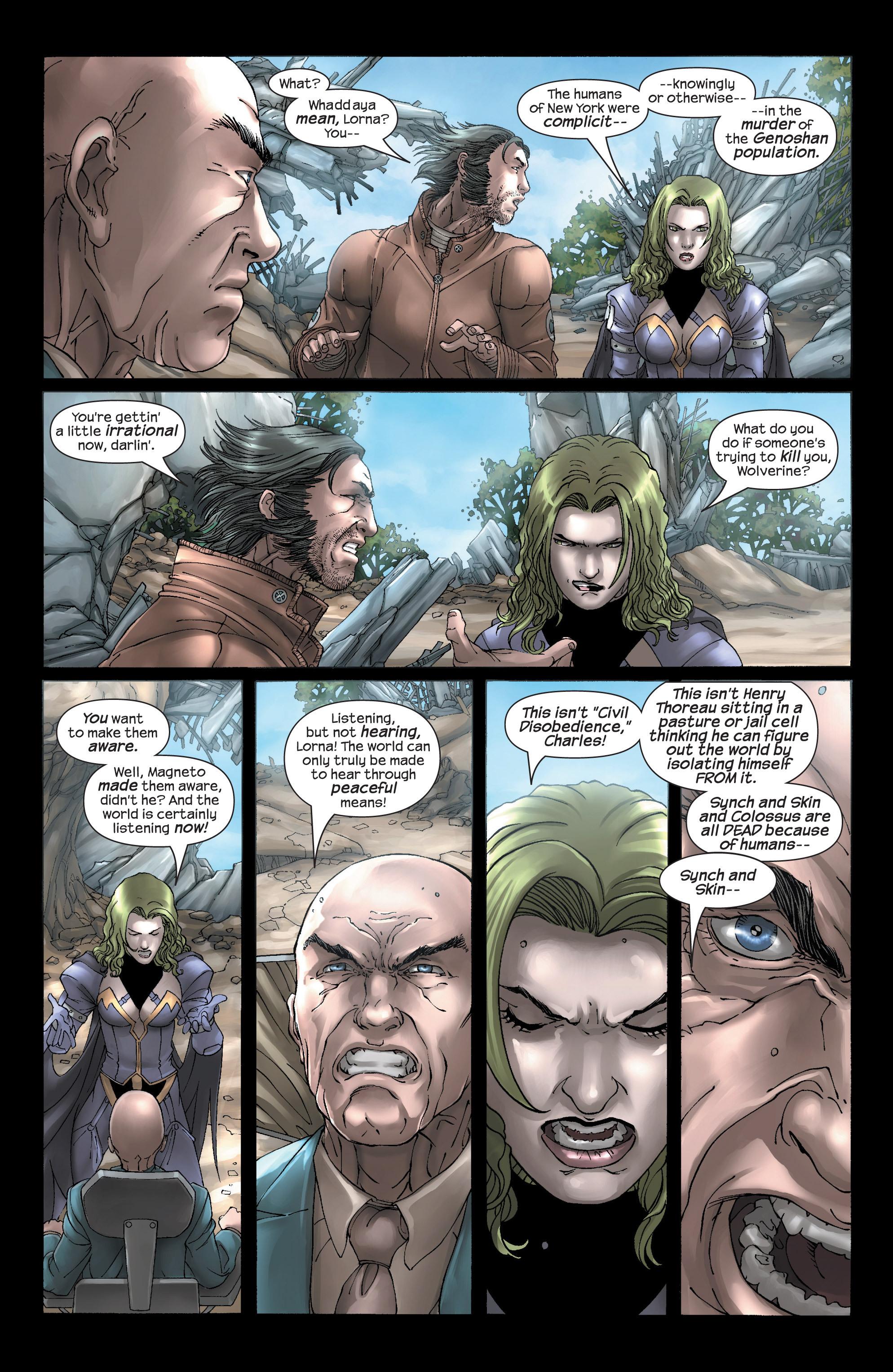 Read online Uncanny X-Men (1963) comic -  Issue #443 - 13
