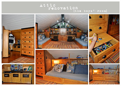 amazing attic renovation
