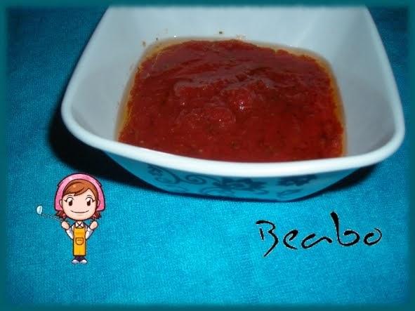 En La Cocina De Bea Salsa Roja Para Kebab