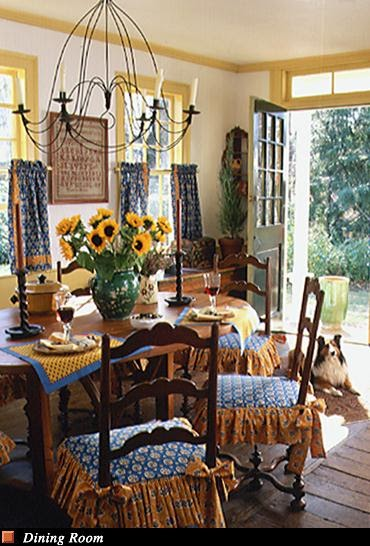 Home & Interior Design: Style Guide: Colonial Farmhouse ...