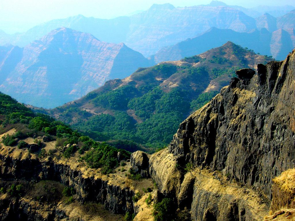 The geography of mahabaleshwar
