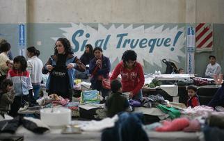 Resultado de imagen para trueque en argentina