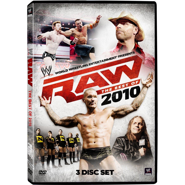 Blu-ray Journal: WWE Raw: The Best Of 2010