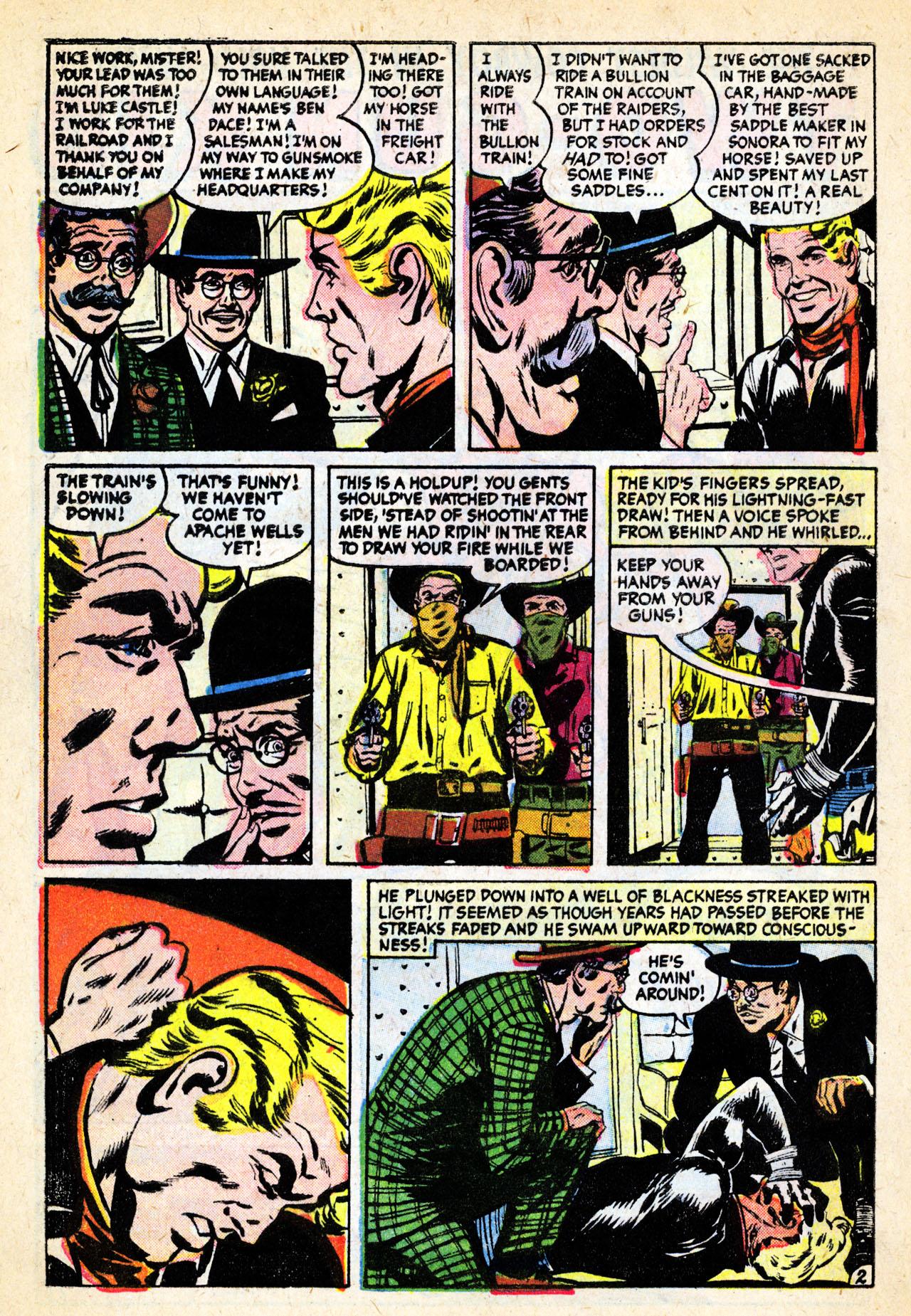 Read online Two-Gun Kid comic -  Issue #28 - 4