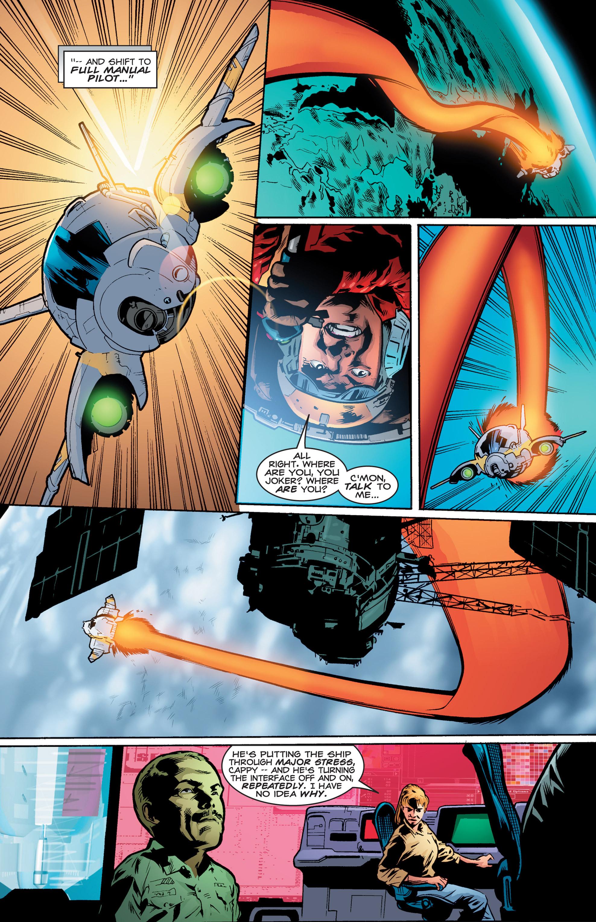 Read online Shockrockets comic -  Issue # TPB - 97