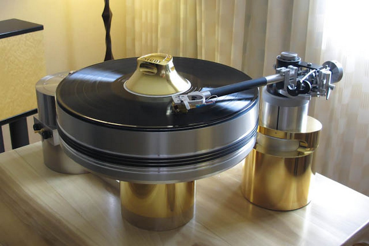 Wizard High End Audio Blog Onedof Turntable
