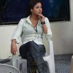 Nayanthara At Shooting Spot In Hyderabad