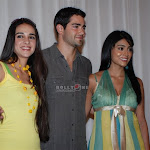 Shriya And Tara At The Launch Of The Other End Of The Line Film